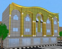 House 3D model