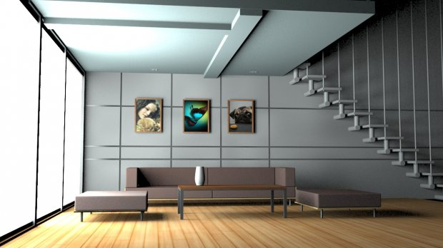 House Interior Downloadfree3d Com