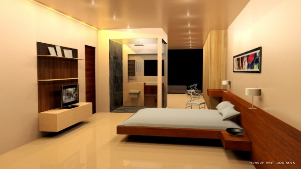 Luxury House Interior Downloadfree3d Com