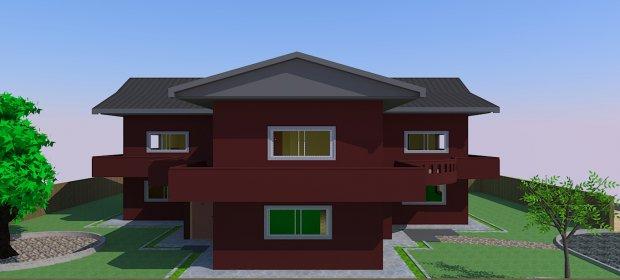 Medium Size House Downloadfree3d Com