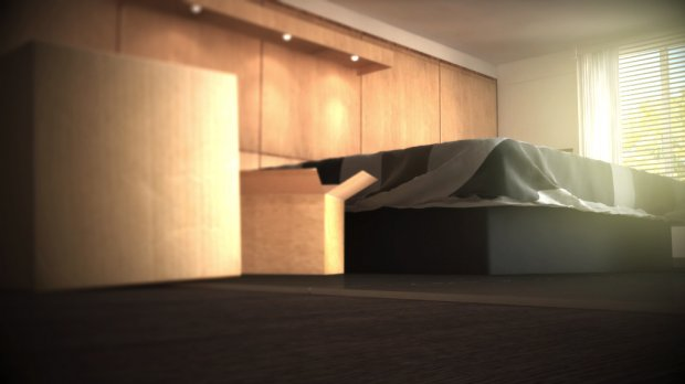 Realistic room