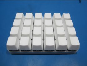 20 percent key plate 3D model