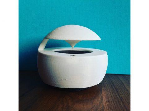 3D 360° Bluetooth Portable Speaker model