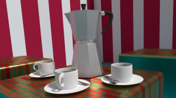 Coffee Pot 3D model