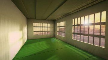 Enclosed Interior 3D model