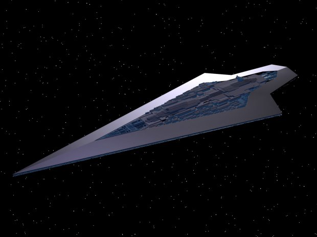 Executor Class Star Dreadnought Free 3d Models