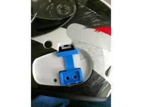 Intercom V6 bracket for Bell Qualifier Helmets