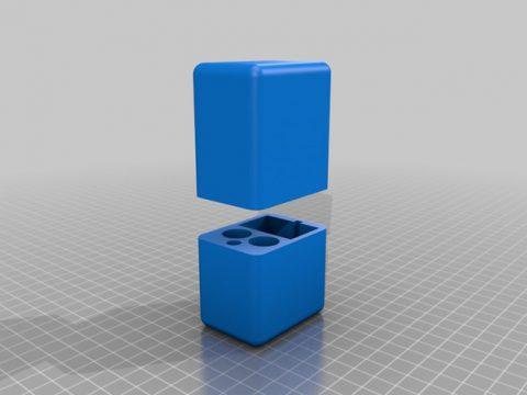 Magic Flight Box Portable Case 3D model