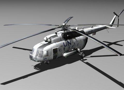 Mi-8 3D model