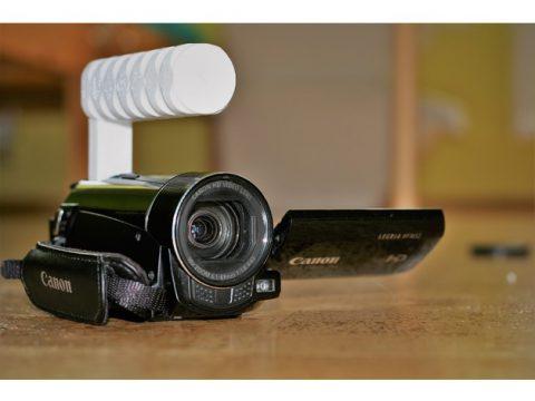 Mini Shoe Camera Handle 3D model