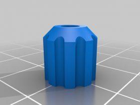 Motherboard Standoffs 3D model