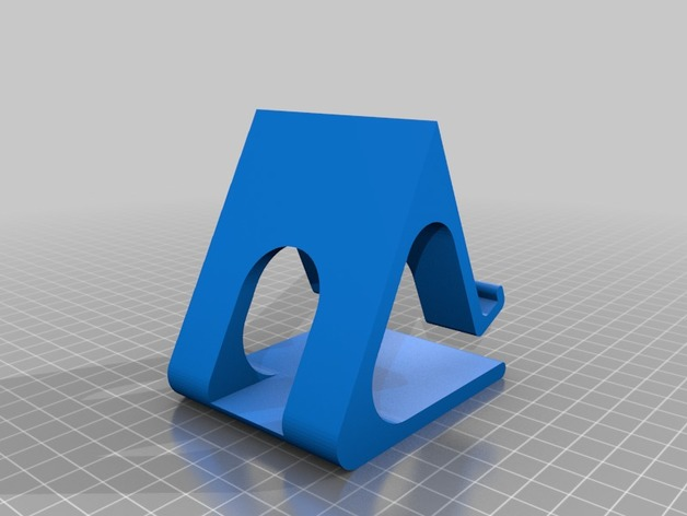 Phone Stand Downloadfree3d Com
