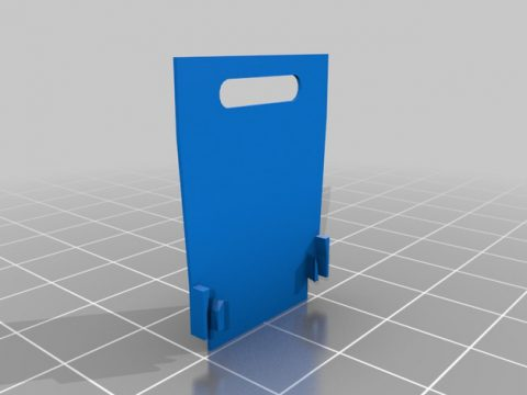SDtoVITA case prototype MK7 3D model
