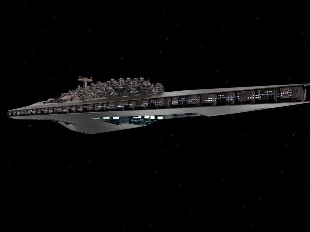 Star Wars Executor | Free 3D models