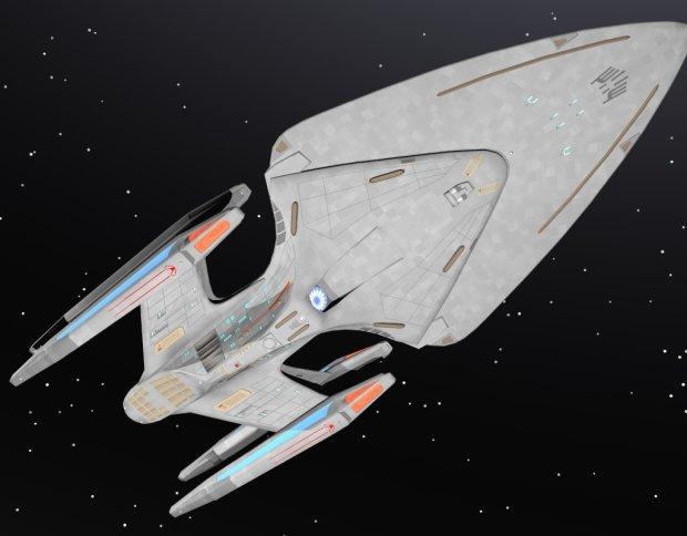 U.S.S Prometheus NX 59650