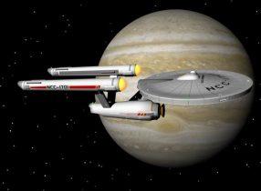 U.S.S. Enterprise NCC 1701 3D model