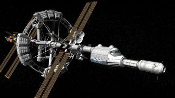 3D USS Hermes model
