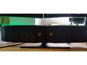 3D Logitech speaker mount model
