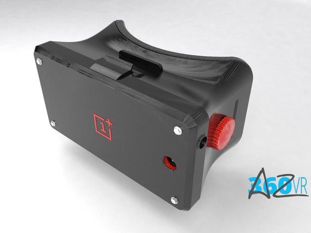 3D printable VR Headset for smartphones | Free 3D models
