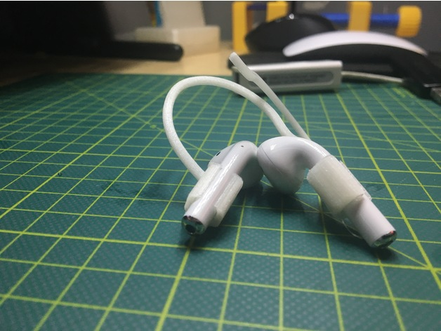 Apple Airpod Ear Clips Free 3d Models