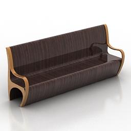 Bench 3d model download