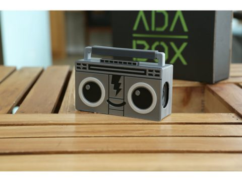 Boomy The BoomBox 3D model