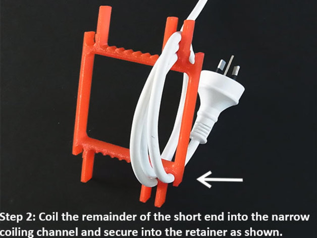 Cord / Cable Coiler