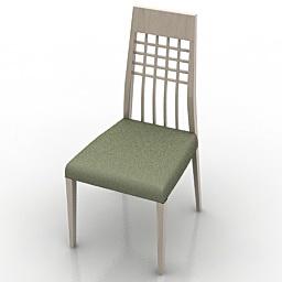 Chair Calligaris manhatten 3d model