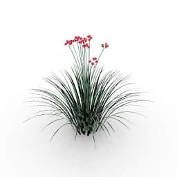 Flower 3d model free