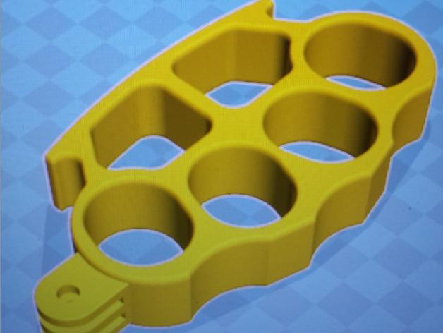 GoPro Knuckles