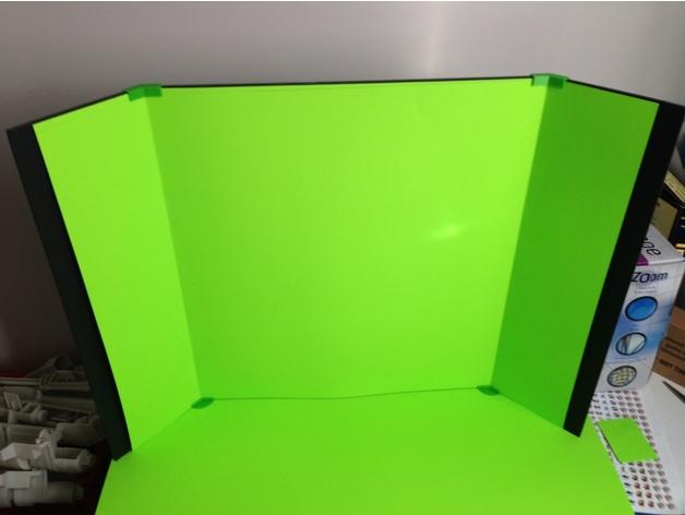 Green Screen Stand Downloadfree3d Com