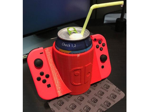 Nintendo Switch Joy Con Drink Holder Downloadfree3d Com