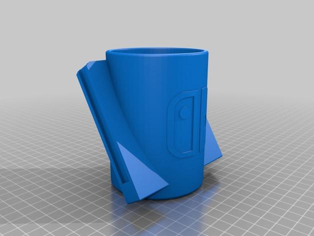 Nintendo Switch Joy Con Drink Holder Free 3d Models