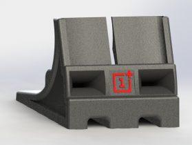 Oneplus 3 Dock 3D model