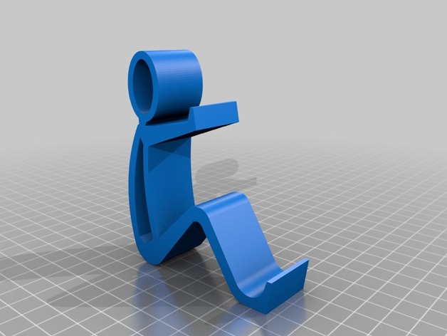 Phone Holder Phone Stand Downloadfree3d Com