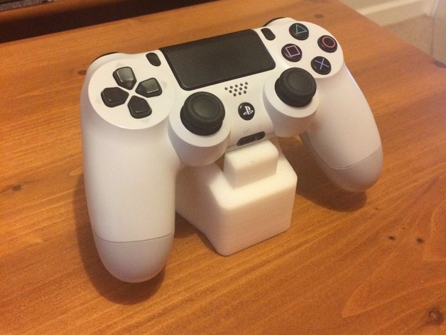 Playstation 4 Ps4 Controller Stand Free 3d Models