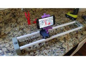 Simple Camera Slider 3D model