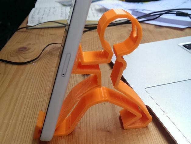 Smartphone Holder 3D model