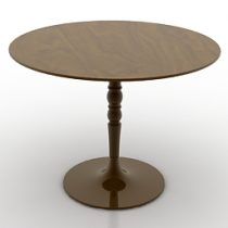 Table calligaris 3d model