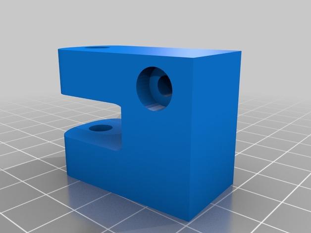 Universal camera mount standing & printer mount