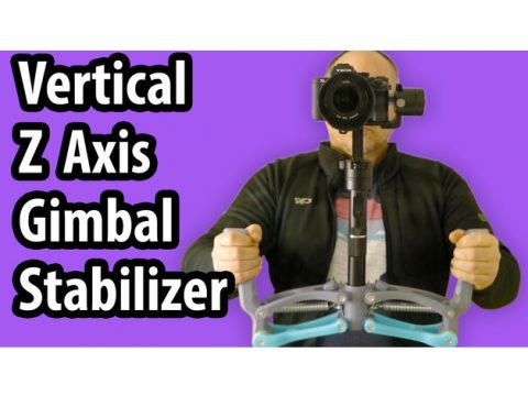 Vertical Z Axis Gimbal Stabilizer 3D model