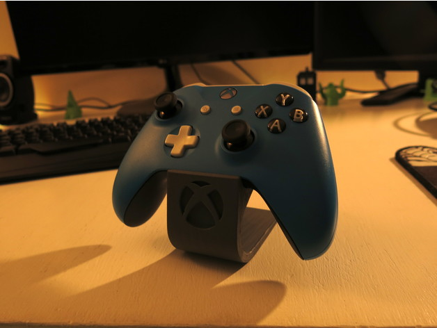 Xbox One Controller Stand Downloadfree3d Com