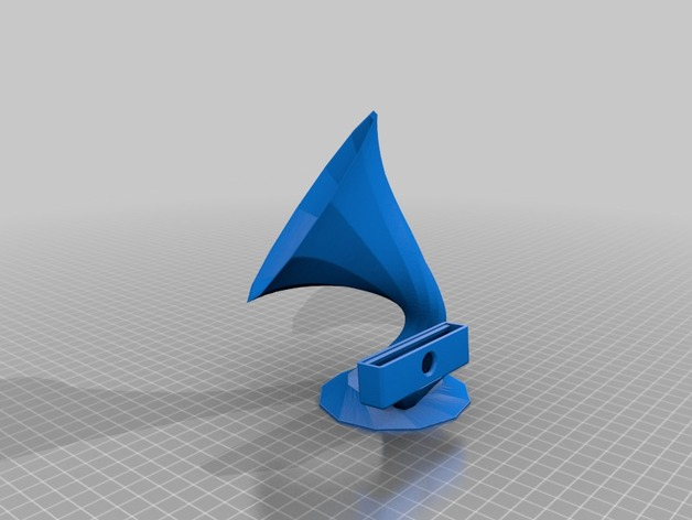 3D iPhone 6 Speaker model