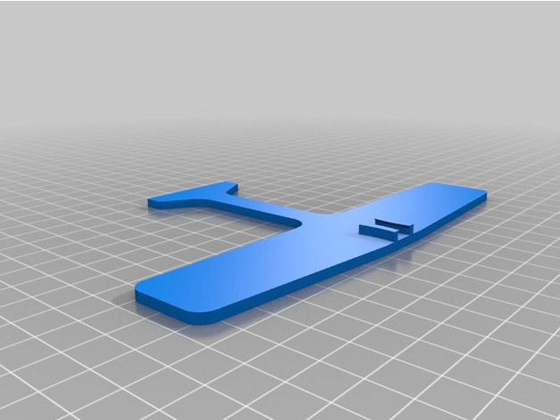 Air Fork One Free 3d Models