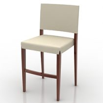 Chair Calligaris Asia 3d model