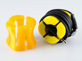 Earbud Spool 3D model