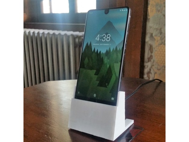 Essential Phone Dock Free 3d Models
