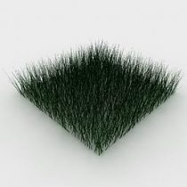 Grass Generation - parametrical object for ArchiCAD