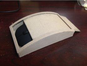 Mouse Case 3D model