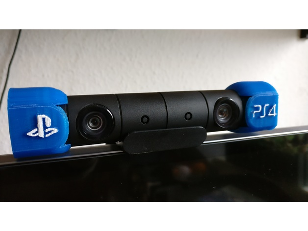 Ps4 Camera Lens Cover Free 3d Models